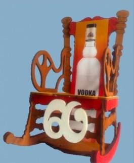 stojaki-na-butelke-fotel-prezent-na-60-urodziny