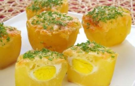 перепел. картопля